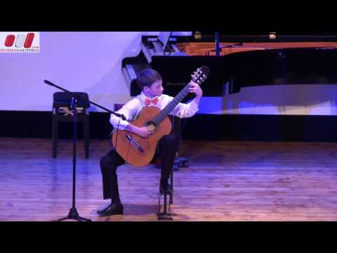 Song Without Words (Guitar). Artem Konovalov. M.A.Balakirev Children's Music School. Sarov. Russia from YouTube · Duration:  3 minutes 17 seconds