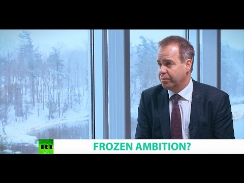 FROZEN AMBITION? Ft. Michael Byers, Canada Research Chair in Global Politics at UBC