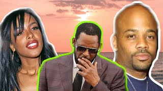 Damon Dash Tells The World That Aayliah Didn't Want Nothing 2️⃣ Do with R Kelly