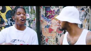 Swizz Beatz & A$AP Rocky Take Us On a Tour of the Bronx