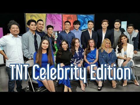 It's Showtime Tawag Ng Tanghalan magkakaroon ng Celebrity Edition... Kilalanin ang mga kasali!