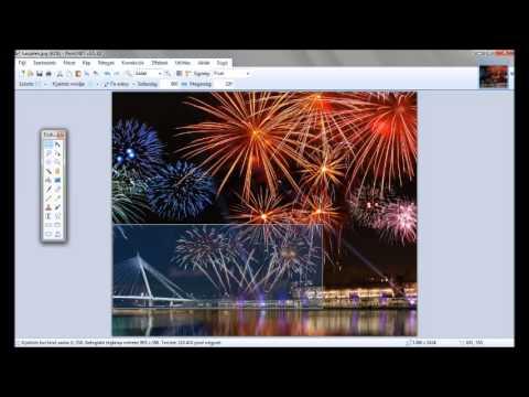 8c96b92683 Paint NET KépVágás - YouTube