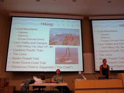 University of British Columbia (UBC) - Getting to know Vancouver 4