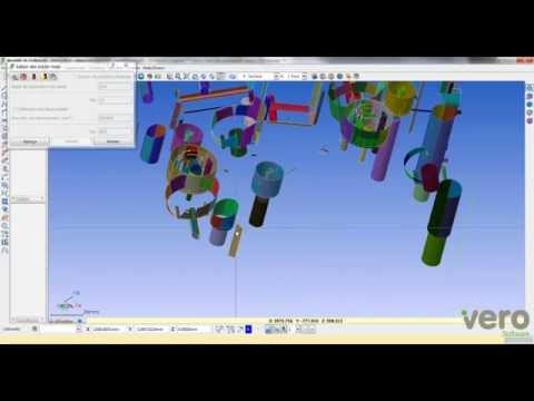 CAD/CAM Software  - New STL features WorkNC V23