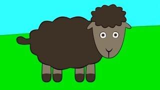 Çocuk şarkıları - Baa Baa Kara Kuzu (Baa Baa Black Sheep - Türkçe)