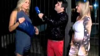 Pânico Na TV 27/11/2011 - Christian Pior - Festa de Alicinha Cavalcante