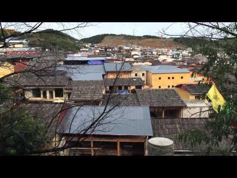 Tibetan Monastery in Diqing, Shangri-La, China!!