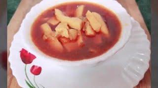 Arbi ki sabzi   Curry wali arbi ki sabzii   by Renu Dass(a Multi Guru)