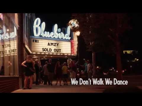 "AMZY Live at the Bluebird - ""We Don't Walk We Dance"""