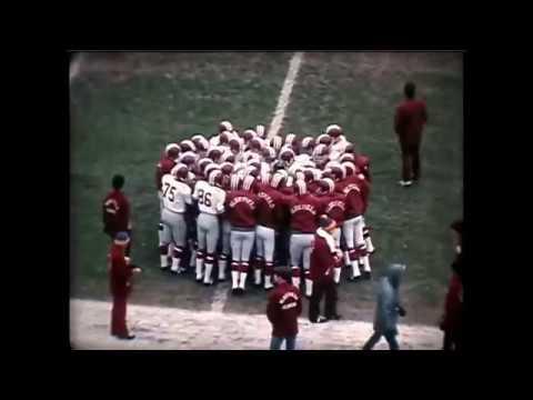 Bluefield Beavers VS South Charleston 1975 AAA Football State Championship