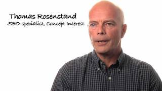 Er dine søgeord på din hjemmeside? - Thomas Rosenstand