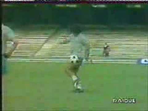 video maradona