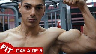 ANDREI DEIU MASSIVE ARMS - DAY 4 of 5