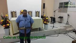 Família Ebenézer Culto de Oração 08/09/2020