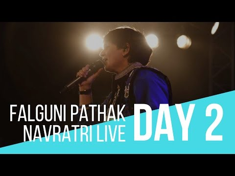 Pushpanjali Navratri with Falguni Pathak : Day 2
