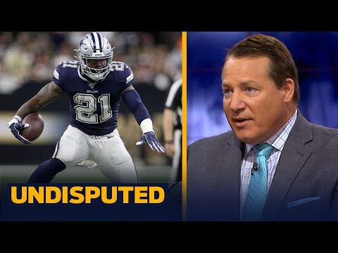 Cowboys need to play through Zeke to beat the Packers — Eric Mangini | NFL | UNDISPUTED