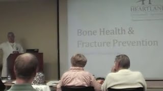 "2015 Orthopedic Education Day: ""Bone Health & Fracture Prevention"" by Thomas E. Dudley"