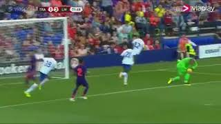 We have to feel sorry about this goalkeeper. a few months after he made 2 mistakes in the cl final, makes another mistake.---disclaimer---copyright discla...