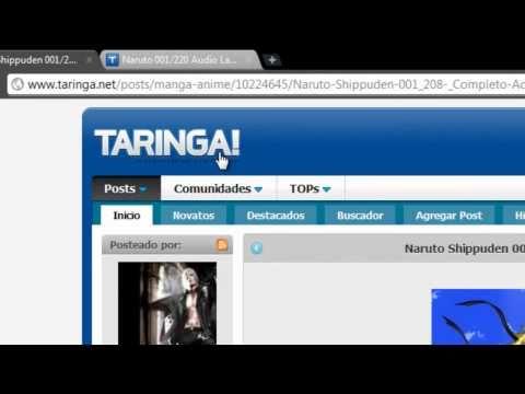 Pagina Para Descargar Todos Los Capitulos De Naruto Shippuden