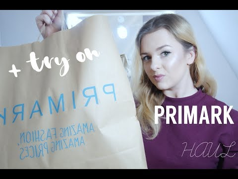 edb7c77276 HUGE Primark Haul + Try On | January 2018 – Cardiff lifestyle and beauty  blogger