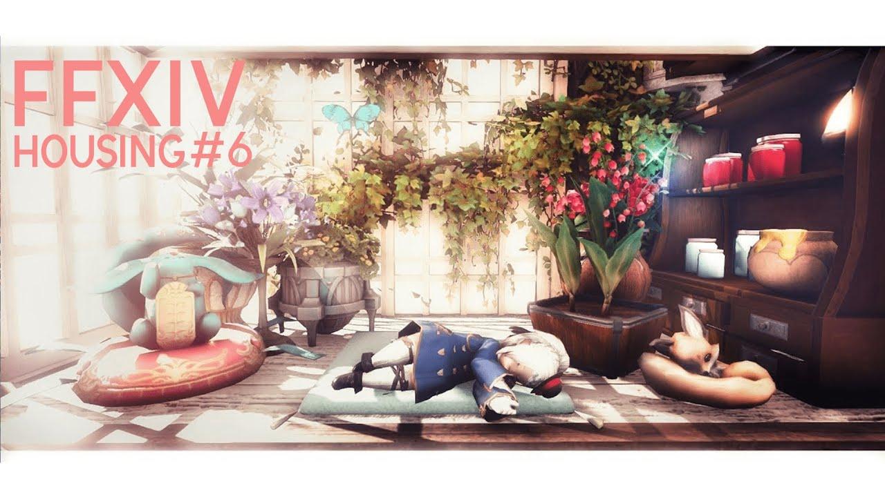 FFXIV HOUSING - Springroll house V 2