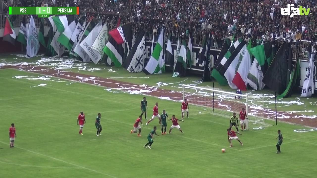 Persija Vs PSS Image: Highlight Ujicoba PSS Sleman
