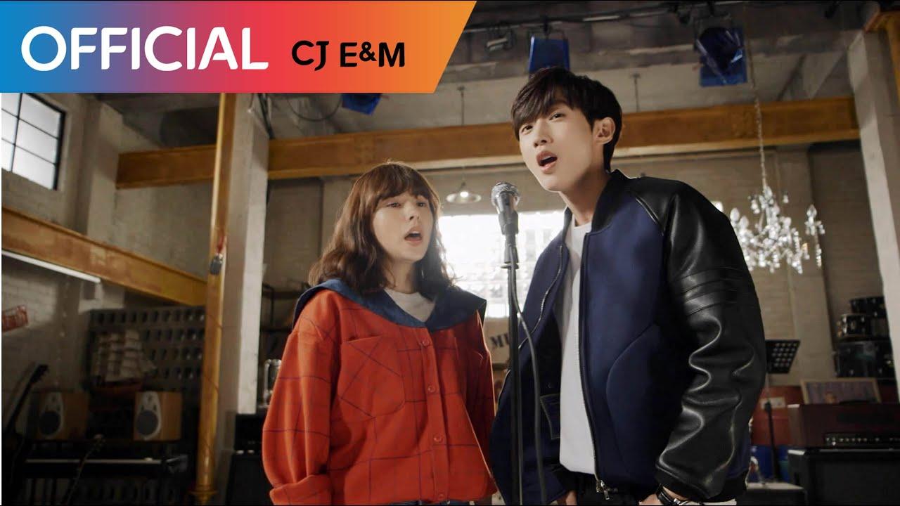 Hyorin Min, Jinyoung – Oh My Love