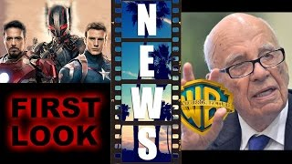 Avengers 2 - Ultron First Look! 20th Century Fox and Warner Bros merger?! - Beyond The Trailer