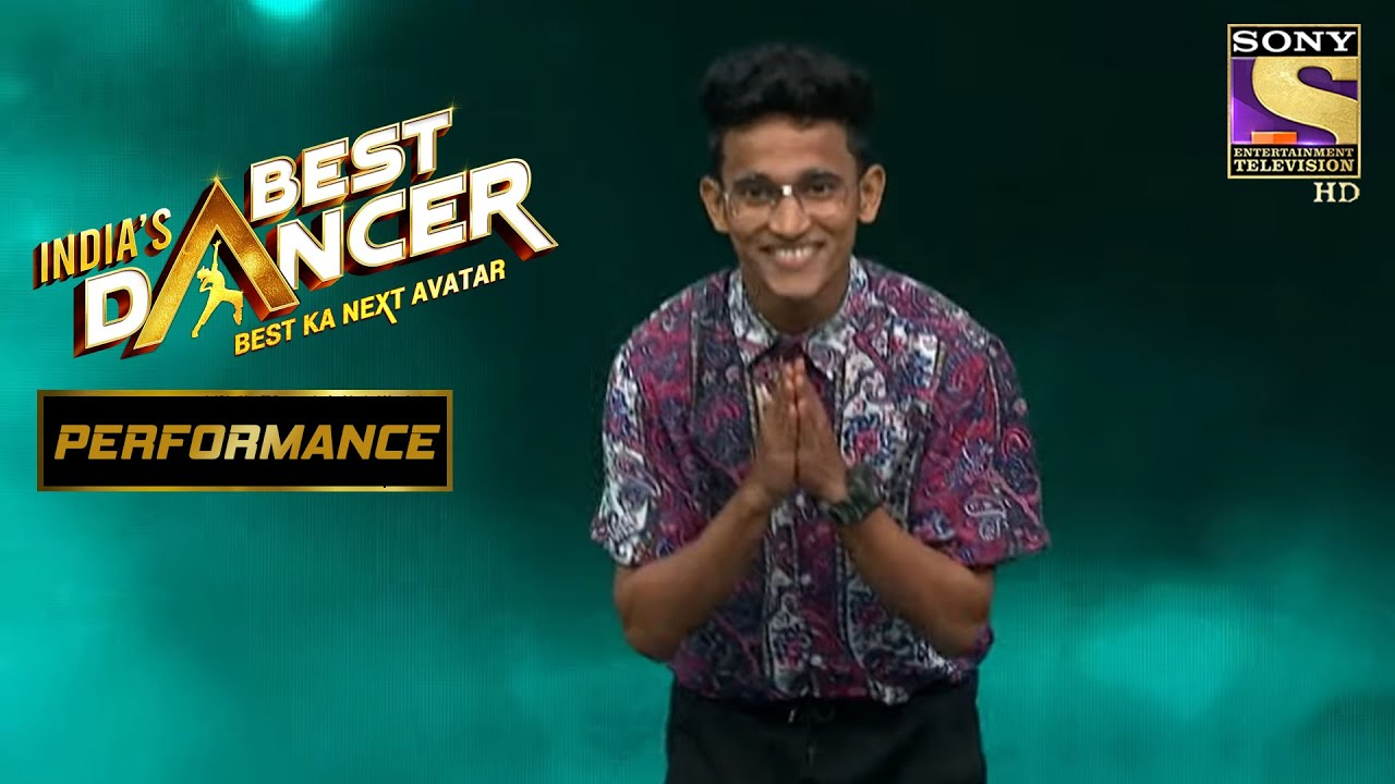 Download Akash का Super Cool Look | India's Best Dancer 2 | इंडियाज बेस्ट डांसर 2