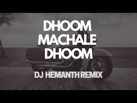 Dhoom Machale Dhoom | DJ HEMANTH REMIX | Dhoom 3| Remix | Katrina Kaif | 2018 Remix| Dhoom 3