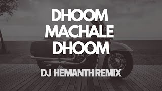 Dhoom Machale Dhoom | DJ HEMANTH REMIX | Dhoom 3| Remix | Katrina Kaif | Remix| Dhoom 3