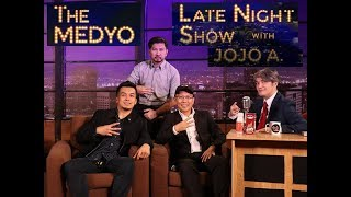 Organic Way of Living Featured in The Medyo Late Night Show with Jojo A