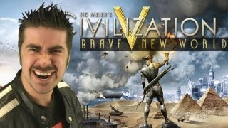 Civ 5: BNW Angry Joe Tutorial & Discussion