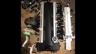 MK3 Supra - Single turbo 2JZ swap update/guide!
