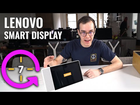 Lenovo Smart Display Ultimate Review | Inverse