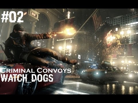 Criminal Convoy Watch Dogs