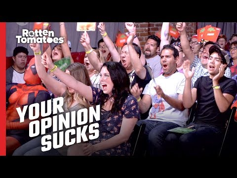 Your Opinion Sucks LIVE! @ Comic-Con 2018
