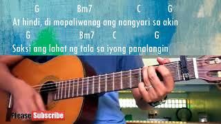 Tagpuan - Moira Dela Torre Guitar Cover
