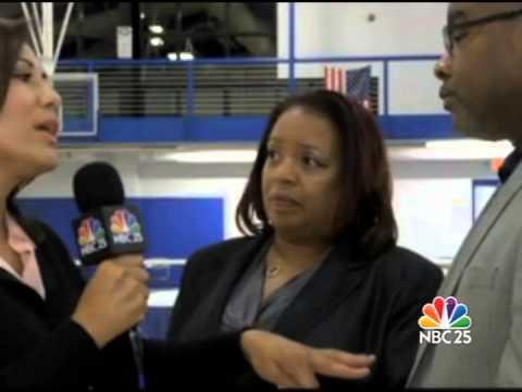 "NBC 25 TODAY Show Segment on Flint ""Community 1st ""Job Fair"