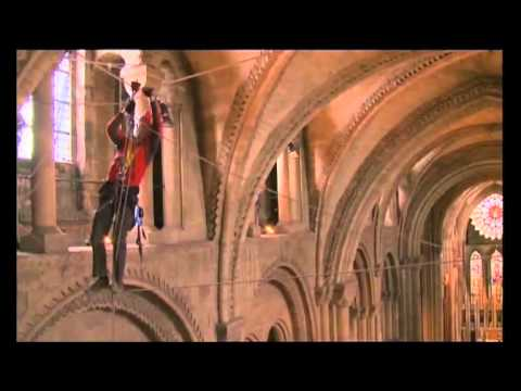 Climbing Great Buildings  Durham Cathedral