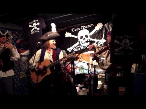 Tom Mason and the Blue Buccaneers play