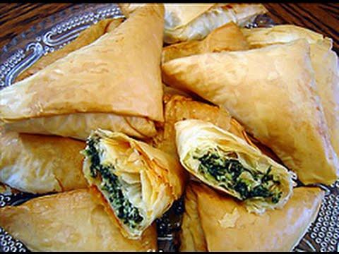 How to make Spanakopita / spinach pie: Greek Style