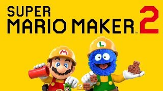 Mario Maker 2 Is Happening and That Is VERY GOOD