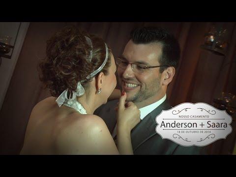 Anderson + Saara