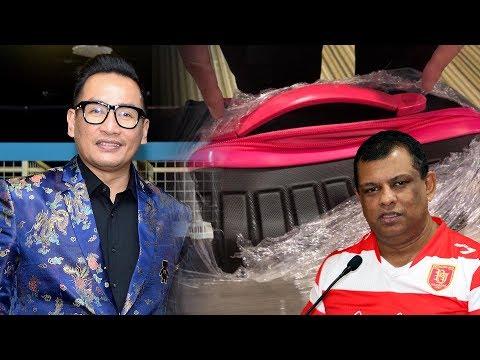 AC Mizal's luggage damaged by airport chute, says AirAsia boss