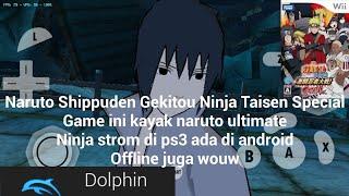 Naruto Shippuden Gekitou Ninja Taisen Special Unlock All Character