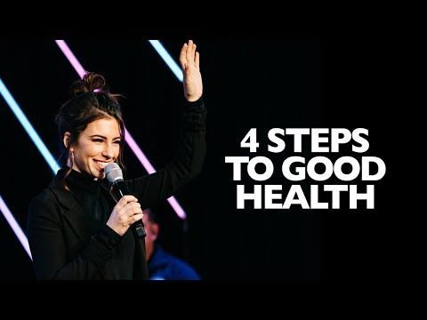 Steps to Good Health // New Year, New You (Part 2)