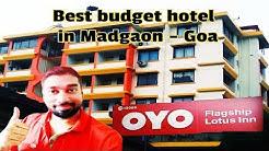 Best budget hotel rooms in Madgaon (Margao) Goa OYO 19986 Flagship Lotus Inn