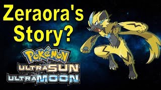 What is Zeraora's Story in Pokemon Movie 21? [Lugia And Zeraora Theory] | @GatorEXP