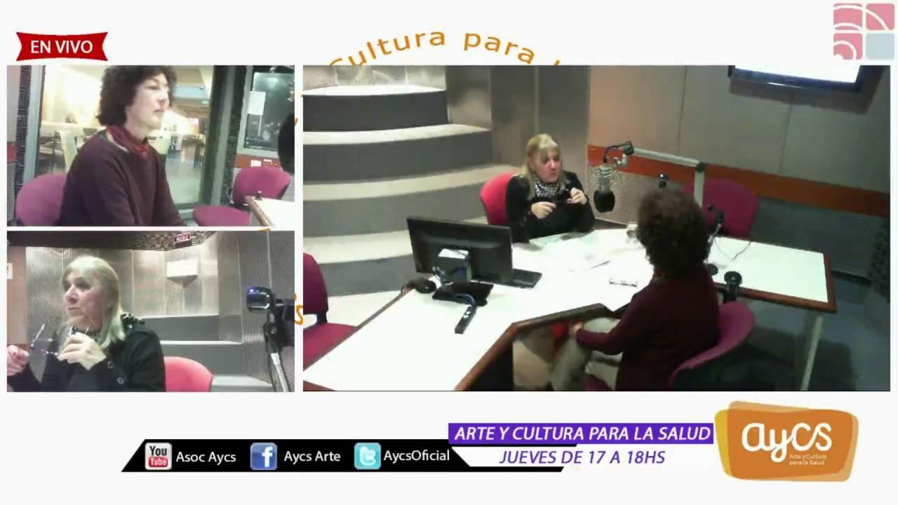 AyCS - Graciela Limardo (1/4) - 30.06.16